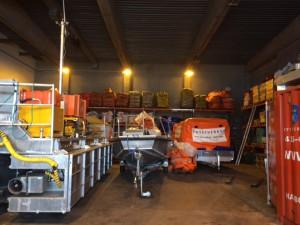 Kystverkets depot Sandnessjøen